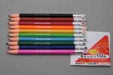 Daiso_10color_pencil